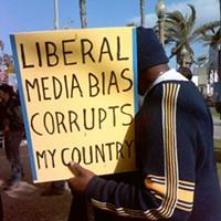Media Protests