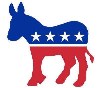donkey-democrat-logo