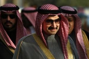 Saudi Prince Al-Walid bin Talah