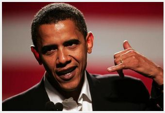 A Obama