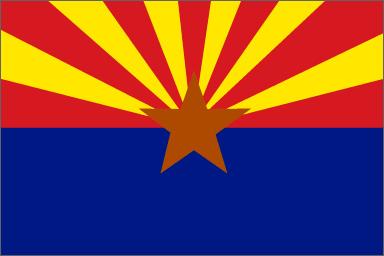 Arizona flag SC