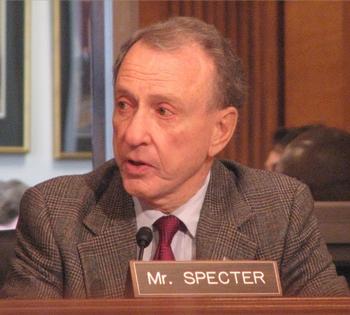 Arlen Specter SC