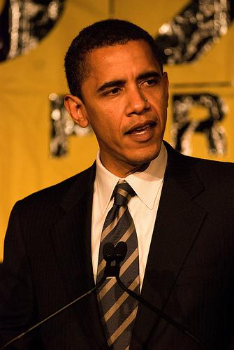 Barack Obama 10 SC