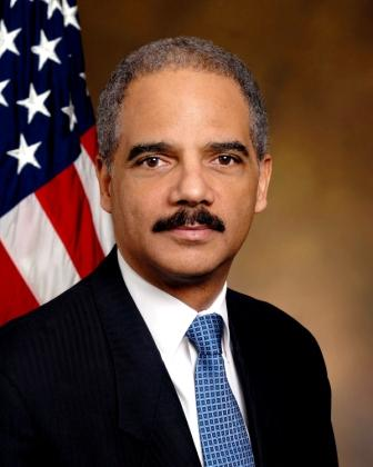 Eric Holder official portrait SC