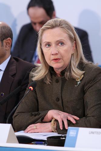 Hillary Clinton SC