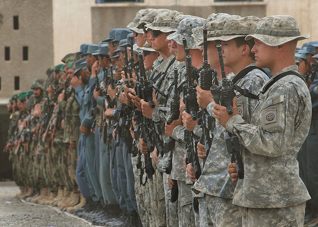 Photo credit: The U.S. Army (Creative Commons)