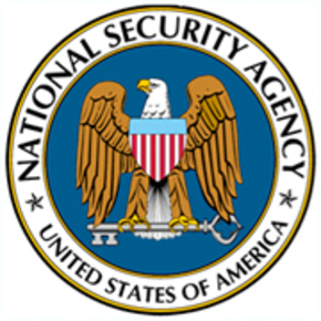 NSA logo SC