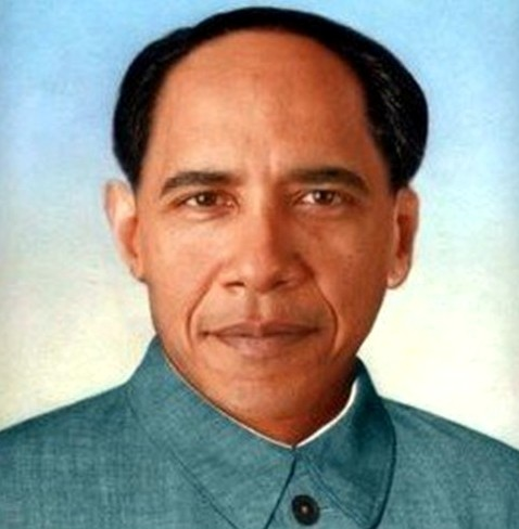 ObamaMao