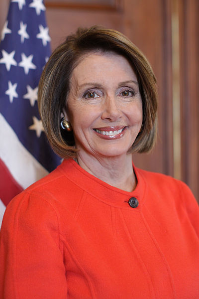 Pelosi Official SC