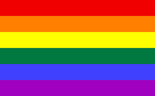 gay pride flag 3 SC
