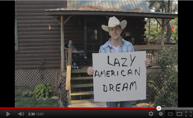 lazy american dream