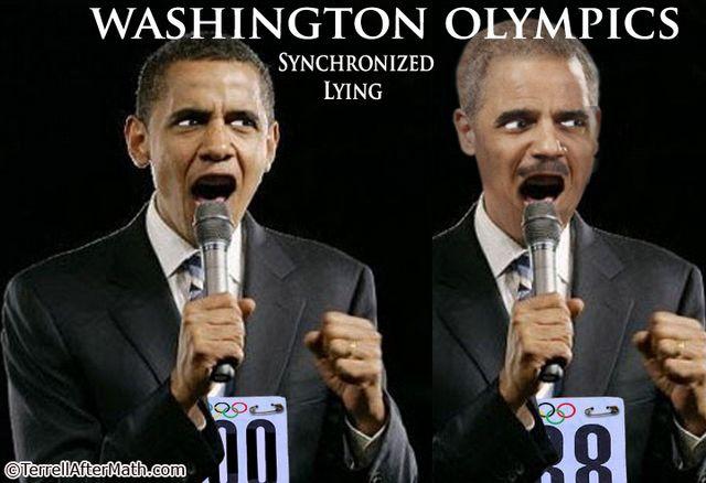 Obama Holder Liars SC