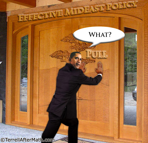 Obama Middle East Policy SC