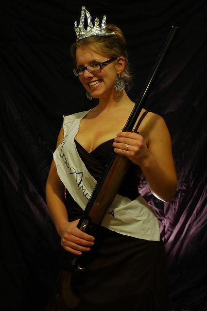 Miss-America-w-shotgun-Creative-Commons-Evil-Erin