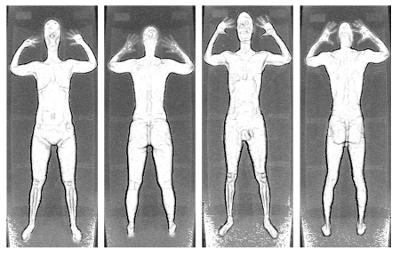 TSA Body Scan SC