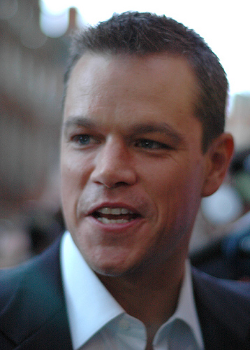 Matt Damon SC