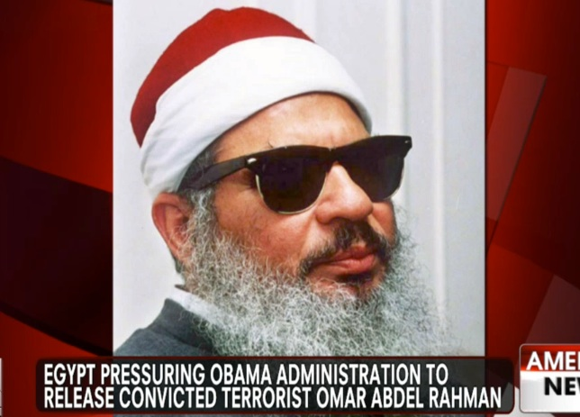 Muslim Brotherhood pressuring White House to release Blind Sheikh