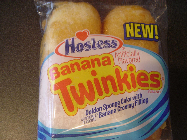 Photo Credit Curt (Creative Commons) Twinkie Package