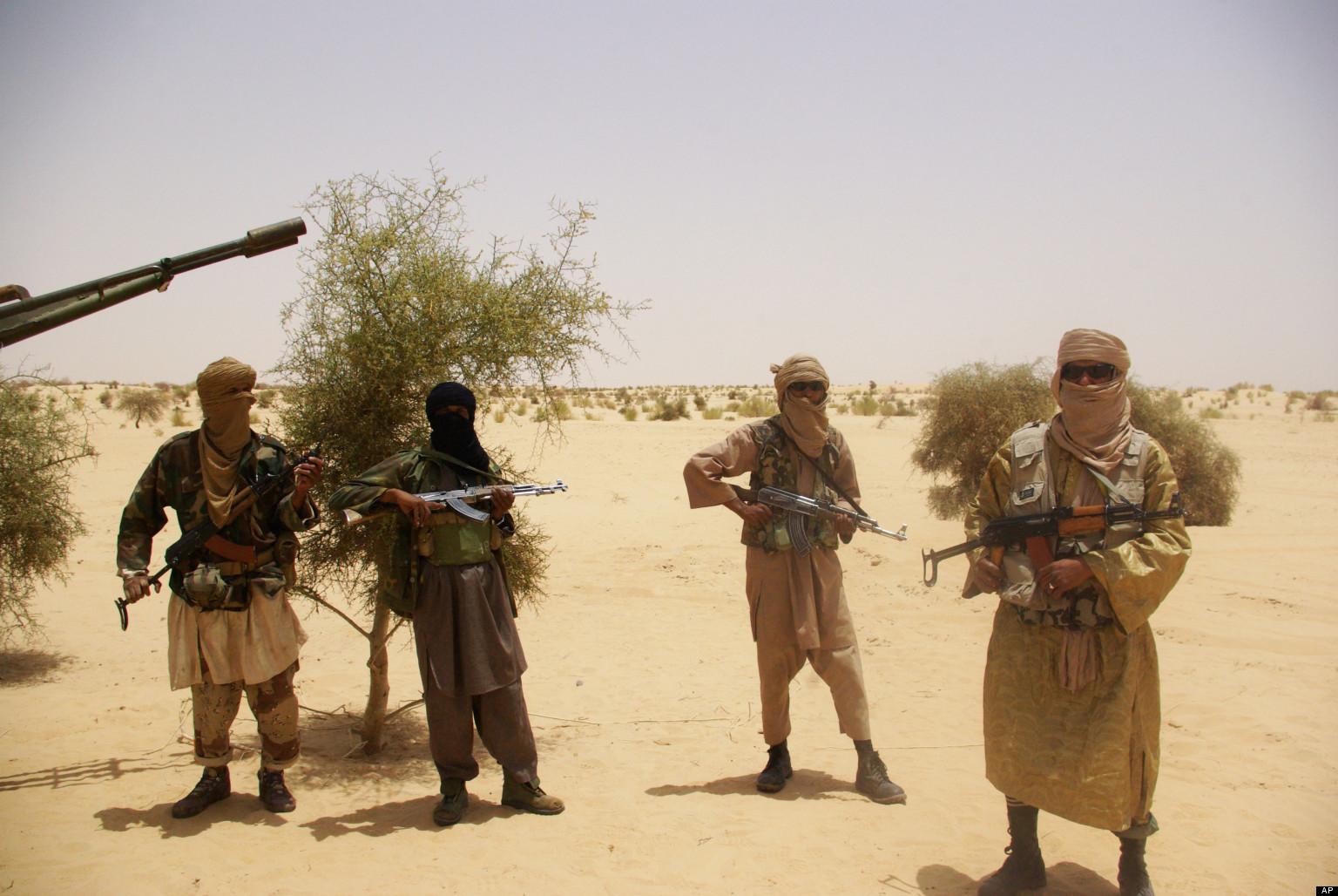Mali Al Qaidas Country