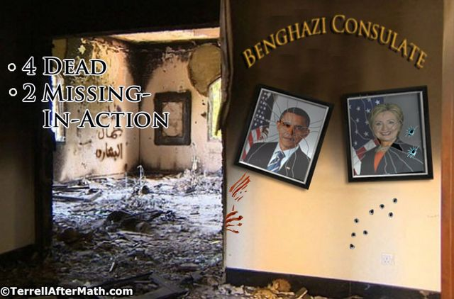 Benghazi MIA Obama Hillary SC
