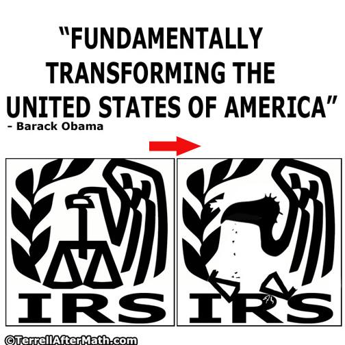 IRS Transforming USA SC