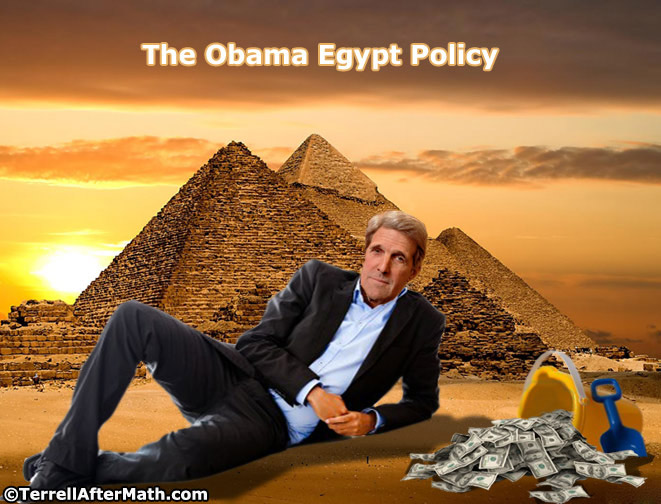 Obama Egypt Policy John Kerry SC