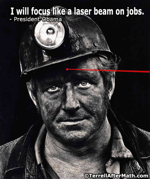 Obama Laser On Coal Jobs SC