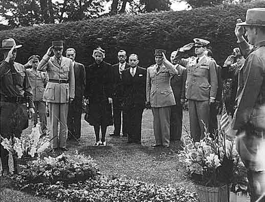 Pesidents Grave