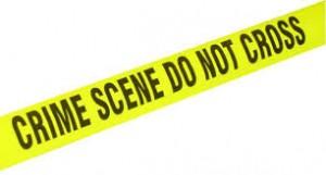 Yellow Crime Tape