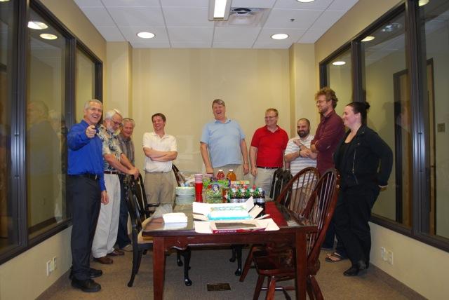 Staff Celebration