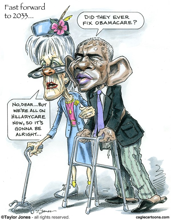Obama and Sebelius In 20 Years