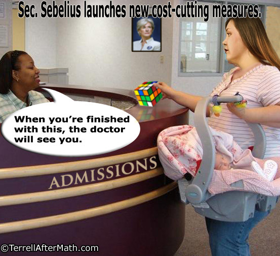 Sebelius Admissions Obamacare SC