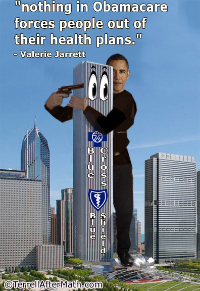 Valerie Jarrett Obama Obamacare Forces People Out Of Plans SC