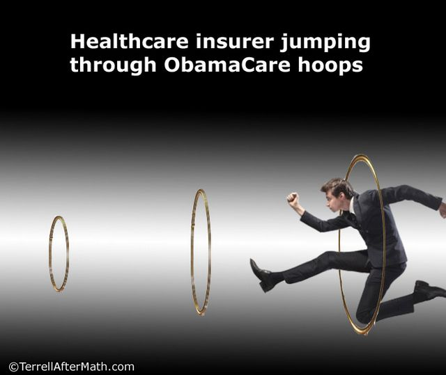 Jumping Obamacare Hoops SC