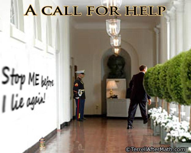 Obama Lie White House SC