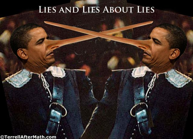 Obama Lies Dueling SC