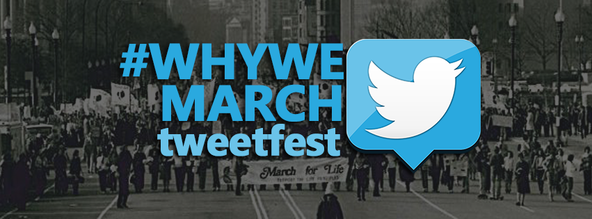 whywemarchtweetfest
