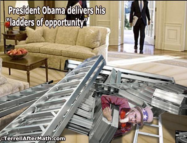 Obama Ladders Trap SC