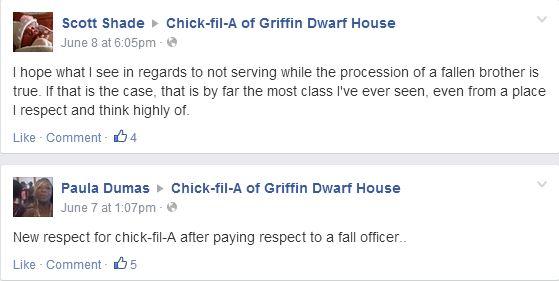 Chick-fil-A of Griffin Dwarf House
