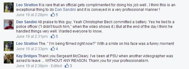 Facebook/Dan Sandini