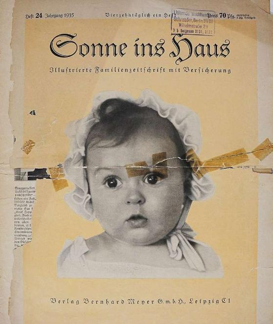Hessy Taft Propaganda Baby