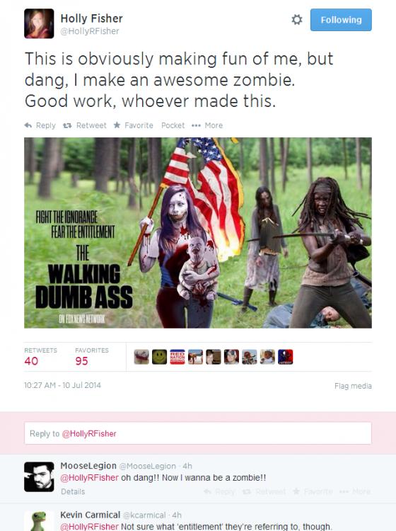 Holly Zombie
