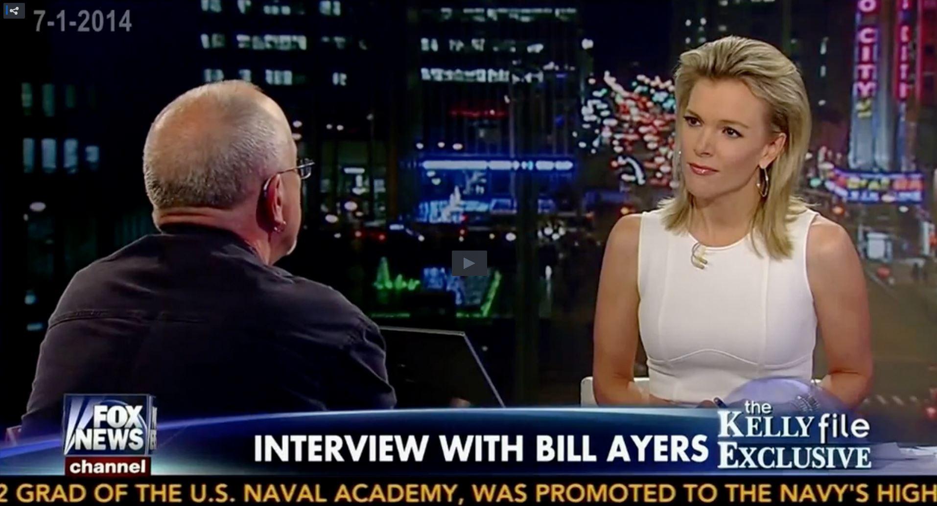 Megyn Kelly & Bill Ayers