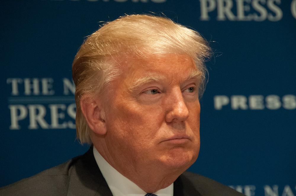 shutterstock_196597034 Donald Trump SC