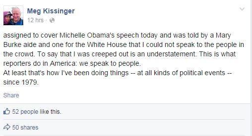 Photo: Meg Kissinger/Facebook