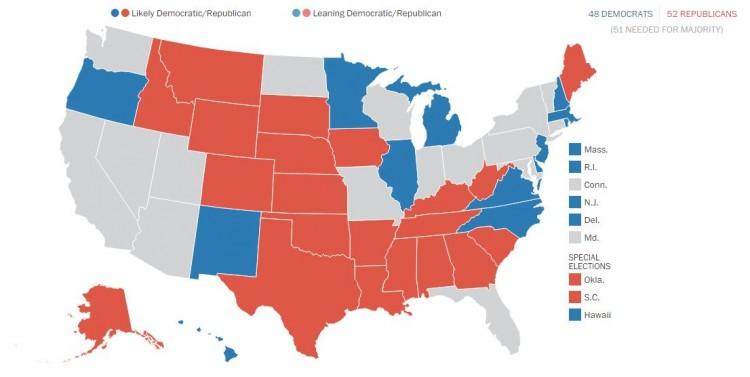 The Washington Post's Election Lab