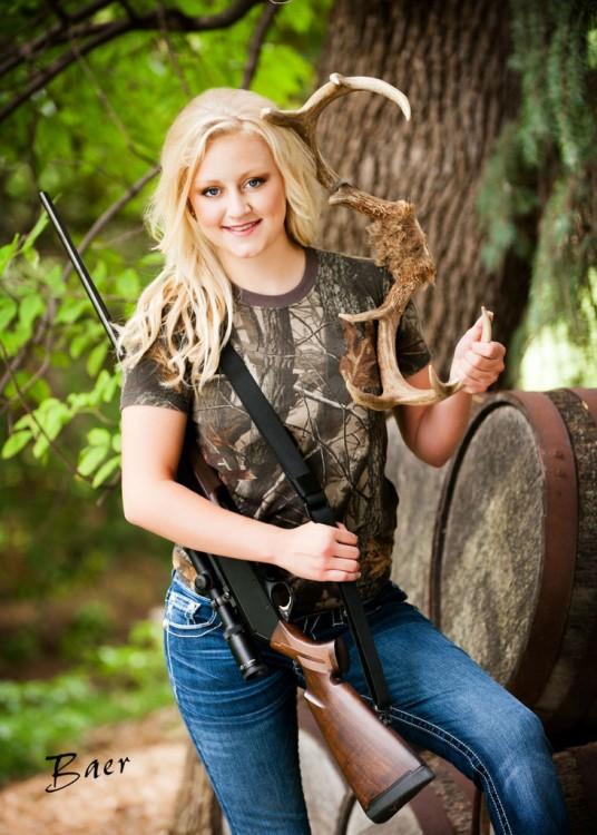 nebraska gun girl