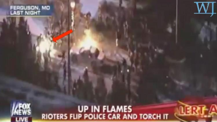 Crowd on Fire