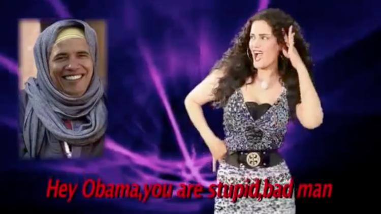 Obama and Al Masry