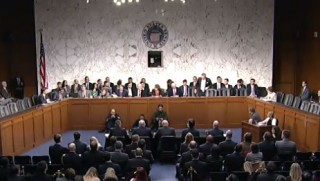 Senate Select Committee on Intelligence hearing